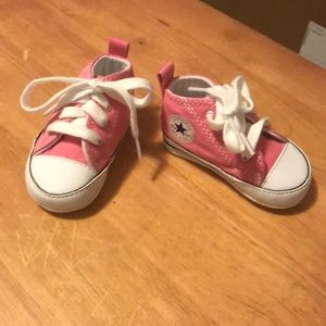 Infant first Converse All Stars
